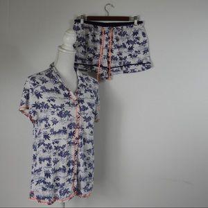 2/$20 T429 Kensie Sleepwear Size Large